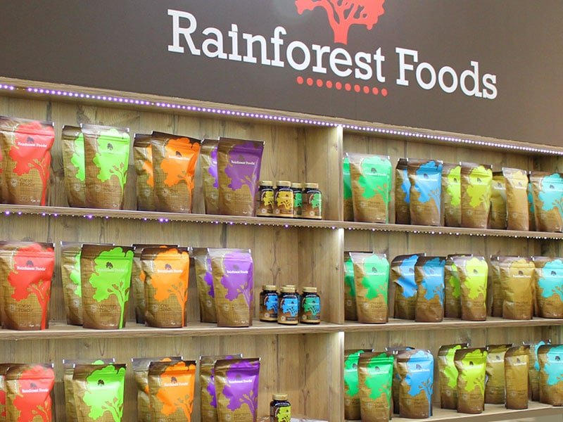 Foto: Rainforest Foods, © foodfibel.de