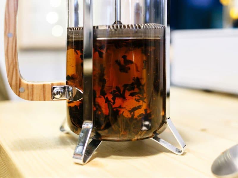 Foto: Filterkanner Tee, Copyright: Dzmitry Ryshchuk, #113056475-123rf.com
