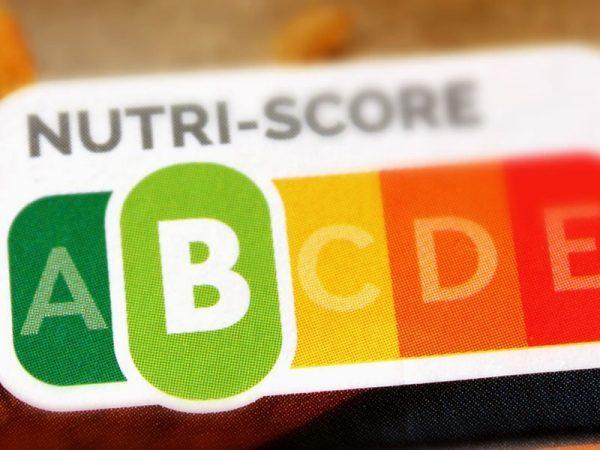 Nutri-Score auf Produktverpackungen. © foodfibel.de, eigenes Werk.